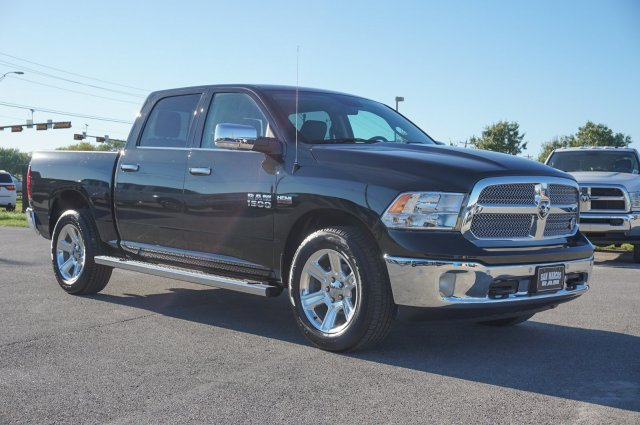 2018 Ram 1500 Crew Cab 4x4, Pickup #C80141 - photo 5