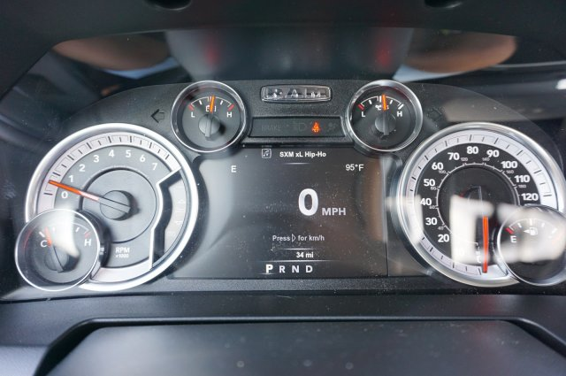 2018 Ram 1500 Crew Cab, Pickup #C80142 - photo 8