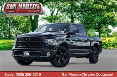 2018 Ram 1500 Crew Cab, Pickup #C80142 - photo 1