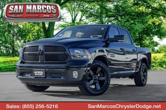 2018 Ram 1500 Crew Cab, Pickup #C80156 - photo 1