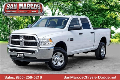 2018 Ram 2500 Crew Cab 4x4 Pickup #C80161 - photo 1