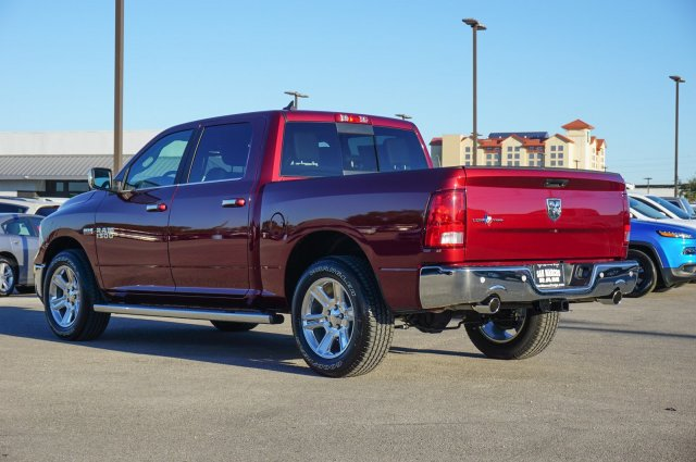 2018 Ram 1500 Crew Cab Pickup #C80187 - photo 2