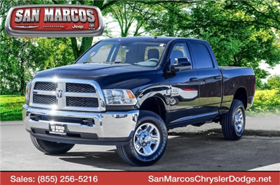 2018 Ram 2500 Crew Cab 4x4, Pickup #C80204 - photo 1