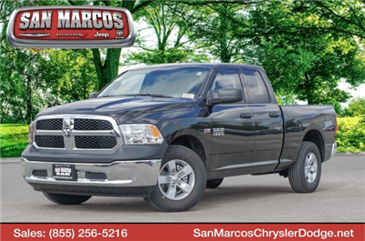 2018 Ram 1500 Quad Cab, Pickup #C80232 - photo 1
