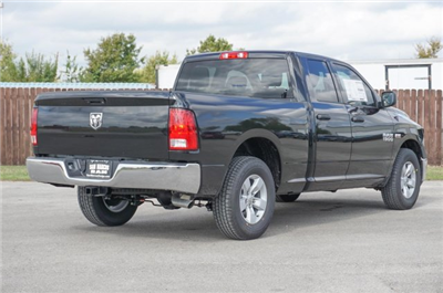2018 Ram 1500 Quad Cab, Pickup #C80232 - photo 4