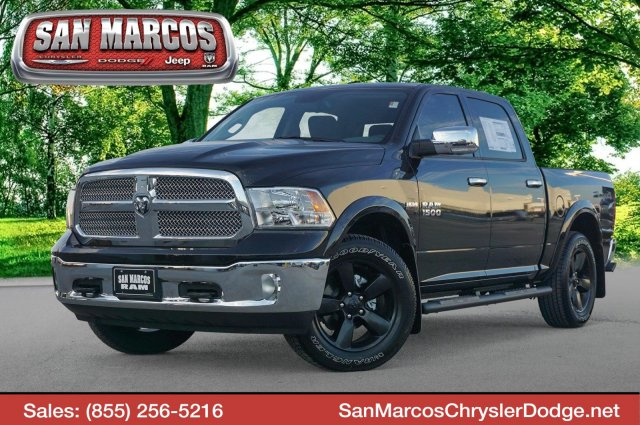 2018 Ram 1500 Crew Cab, Pickup #C80239 - photo 1