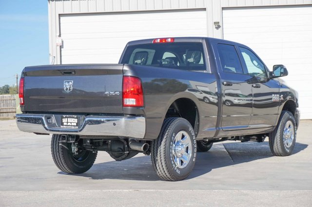 2018 Ram 2500 Crew Cab 4x4 Pickup #C80246 - photo 4