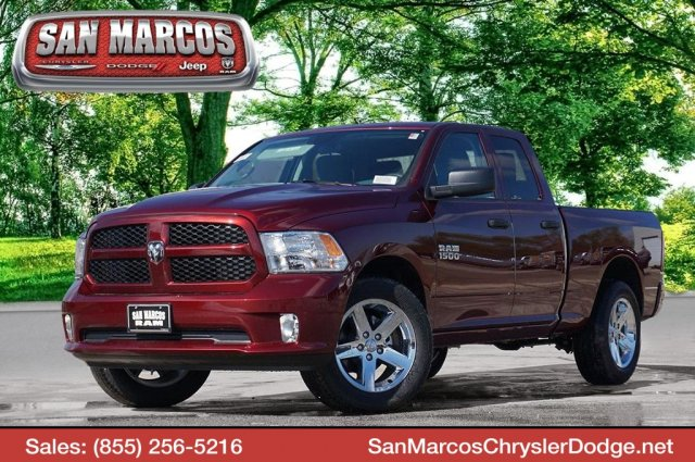 2018 Ram 1500 Quad Cab, Pickup #C80291 - photo 1