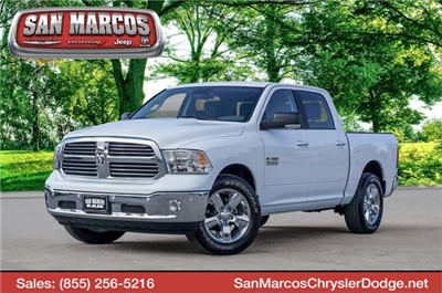 2018 Ram 1500 Crew Cab, Pickup #C80298 - photo 1