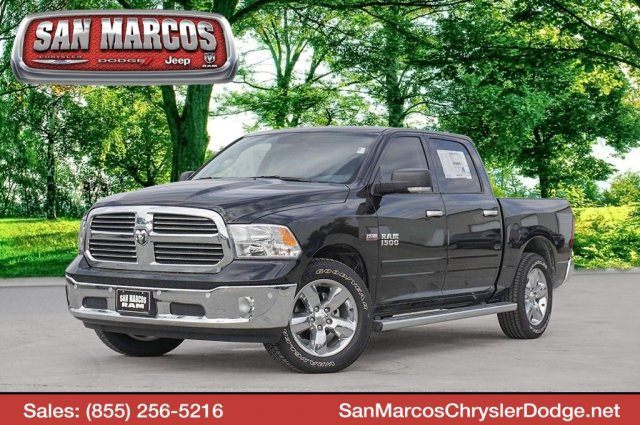2018 Ram 1500 Crew Cab, Pickup #C80299 - photo 1
