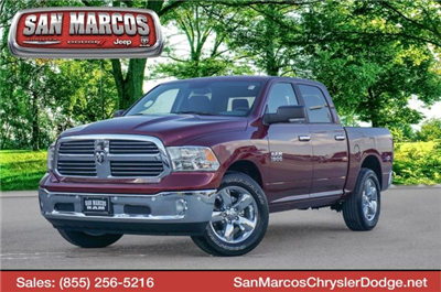 2018 Ram 1500 Crew Cab, Pickup #C80300 - photo 1
