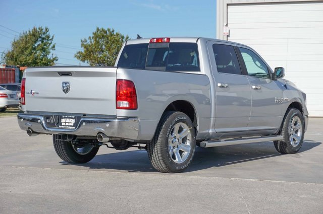 2018 Ram 1500 Crew Cab, Pickup #C80313 - photo 4