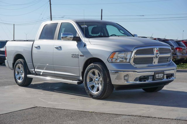 2018 Ram 1500 Crew Cab, Pickup #C80313 - photo 5