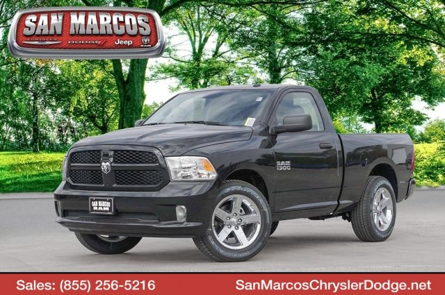 2018 Ram 1500 Regular Cab, Pickup #C80350 - photo 1