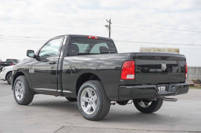 2018 Ram 1500 Regular Cab, Pickup #C80350 - photo 2