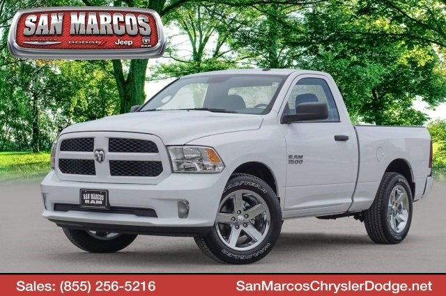2018 Ram 1500 Regular Cab,  Pickup #C80353 - photo 1