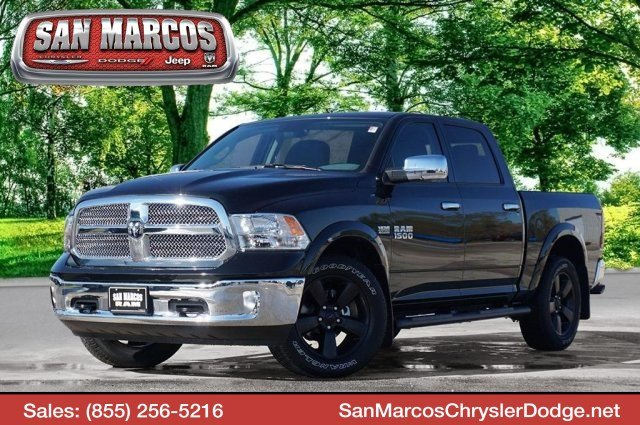 2018 Ram 1500 Crew Cab,  Pickup #C80359 - photo 1