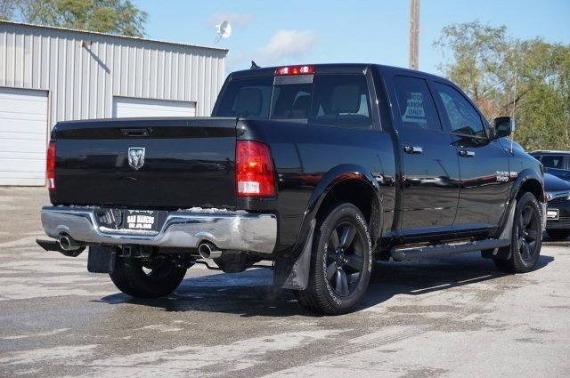 2018 Ram 1500 Crew Cab,  Pickup #C80359 - photo 4