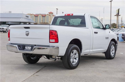 2018 Ram 1500 Regular Cab, Pickup #C80395 - photo 4