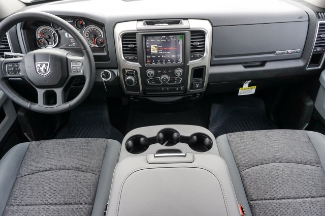 2018 Ram 1500 Quad Cab, Pickup #C80428 - photo 16