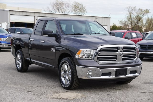 2018 Ram 1500 Quad Cab, Pickup #C80428 - photo 5
