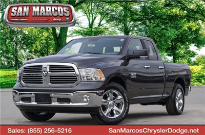 2018 Ram 1500 Quad Cab, Pickup #C80428 - photo 1