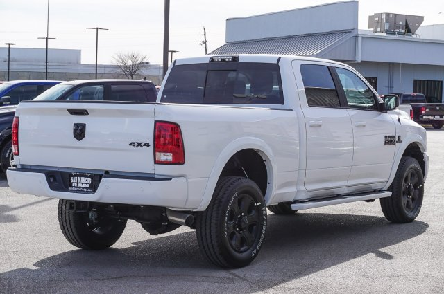 2018 Ram 2500 Crew Cab 4x4, Pickup #C80433 - photo 4