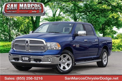 2018 Ram 1500 Crew Cab Pickup #C80441 - photo 1