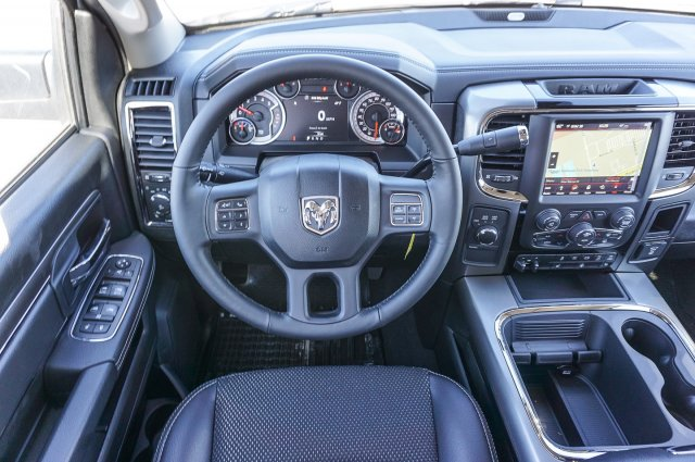 2018 Ram 2500 Mega Cab 4x4, Pickup #C80471 - photo 17