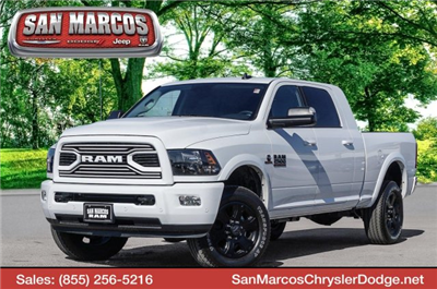 2018 Ram 2500 Mega Cab 4x4, Pickup #C80471 - photo 1