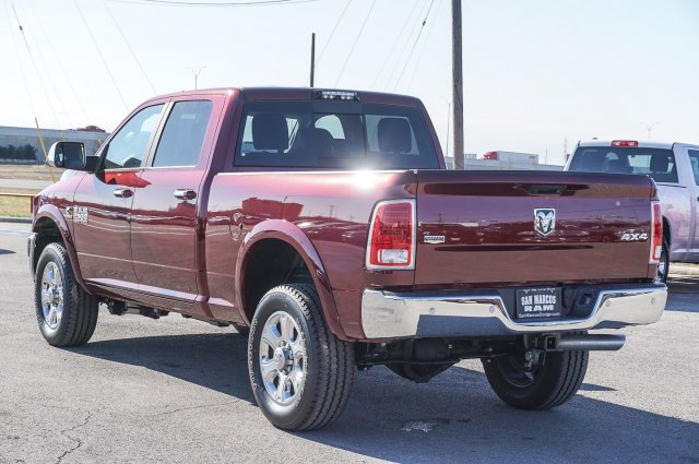 2018 Ram 2500 Crew Cab 4x4, Pickup #C80472 - photo 2