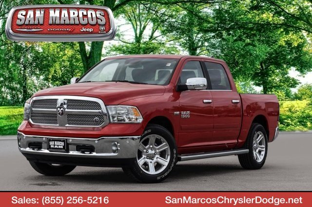 2018 Ram 1500 Crew Cab 4x2,  Pickup #C80477 - photo 1