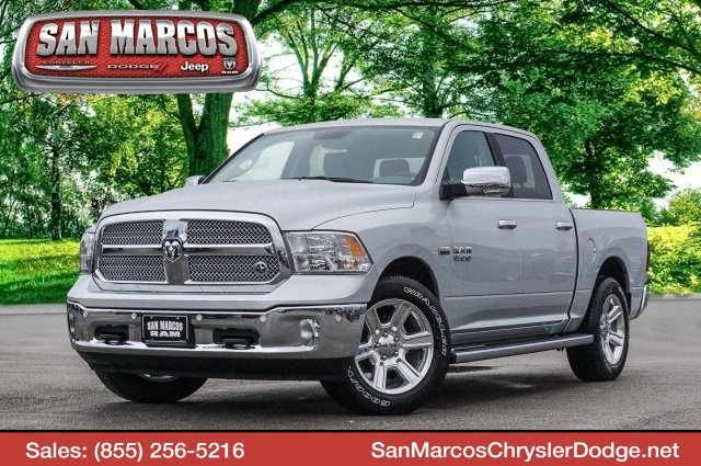 2018 Ram 1500 Crew Cab, Pickup #C80530 - photo 1