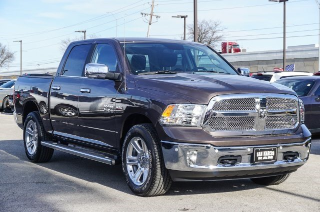 2018 Ram 1500 Crew Cab,  Pickup #C80558 - photo 5