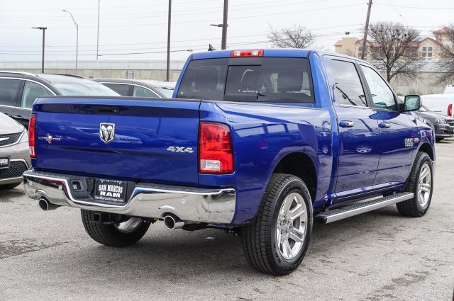 2018 Ram 1500 Crew Cab 4x4, Pickup #C80559 - photo 4