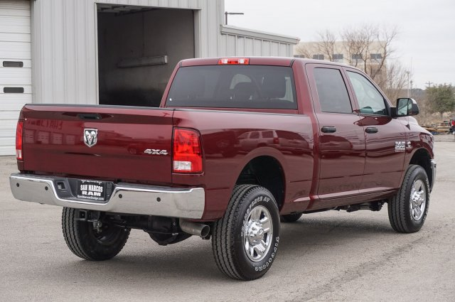 2018 Ram 2500 Crew Cab 4x4, Pickup #C80563 - photo 3