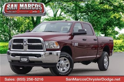 2018 Ram 2500 Crew Cab 4x4, Pickup #C80563 - photo 1