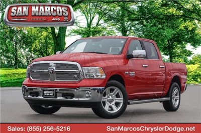2018 Ram 1500 Crew Cab 4x4,  Pickup #C80575 - photo 1