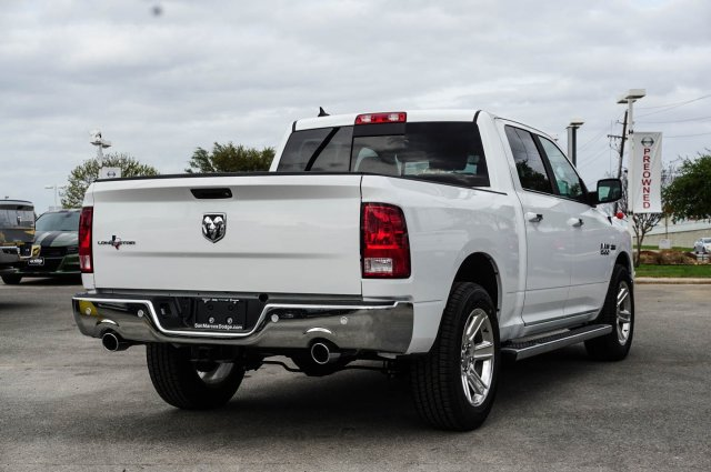2018 Ram 1500 Crew Cab,  Pickup #C80613 - photo 4