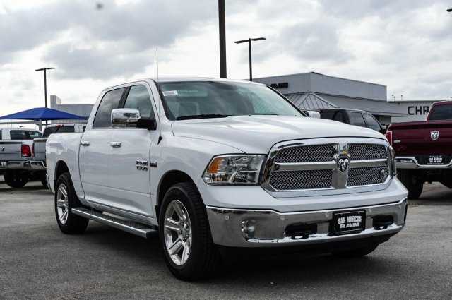 2018 Ram 1500 Crew Cab,  Pickup #C80613 - photo 5