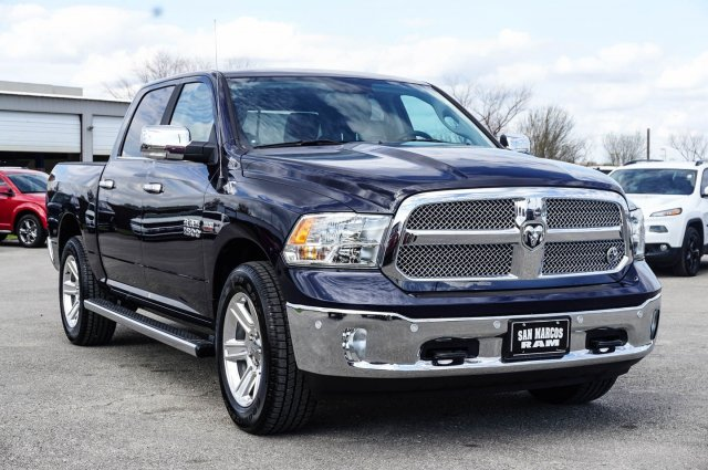 2018 Ram 1500 Crew Cab,  Pickup #C80619 - photo 5