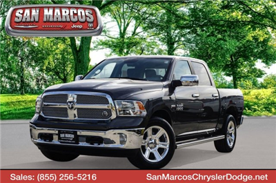 2018 Ram 1500 Crew Cab, Pickup #C80637 - photo 1