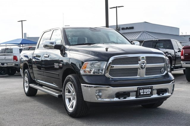 2018 Ram 1500 Crew Cab 4x4, Pickup #C80639 - photo 5