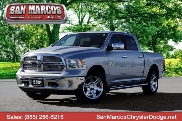 2018 Ram 1500 Crew Cab 4x4, Pickup #C80652 - photo 1