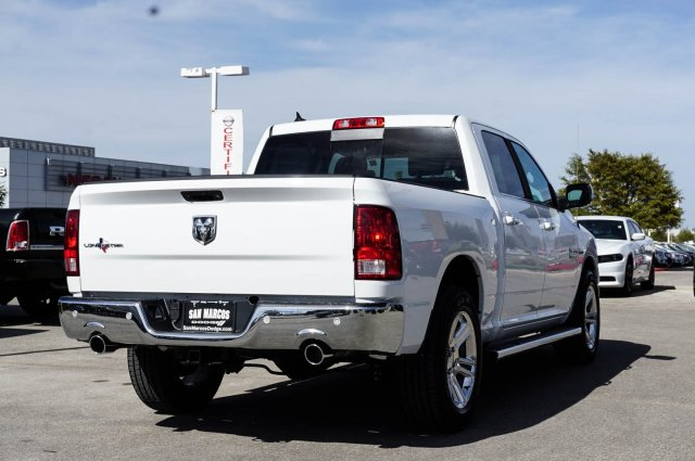 2018 Ram 1500 Crew Cab, Pickup #C80655 - photo 4