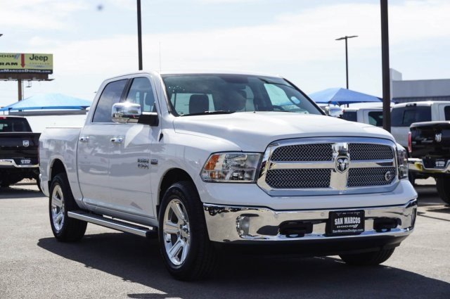 2018 Ram 1500 Crew Cab, Pickup #C80655 - photo 5