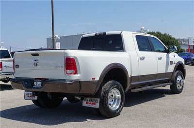 2018 Ram 3500 Mega Cab DRW 4x4,  Pickup #C80944 - photo 2
