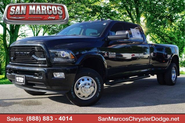 2018 Ram 3500 Crew Cab DRW 4x4,  Pickup #C81009 - photo 1