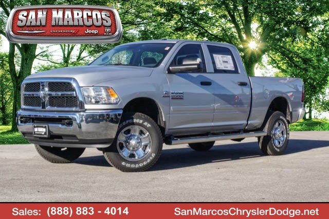 2018 Ram 2500 Crew Cab 4x4,  Pickup #C81070 - photo 1