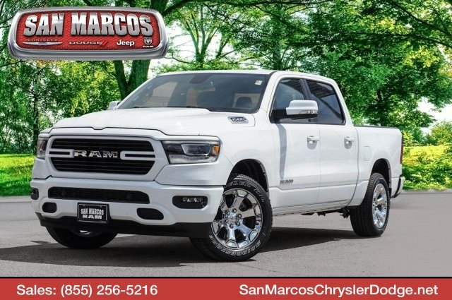2019 Ram 1500 Crew Cab 4x4,  Pickup #C90027 - photo 1